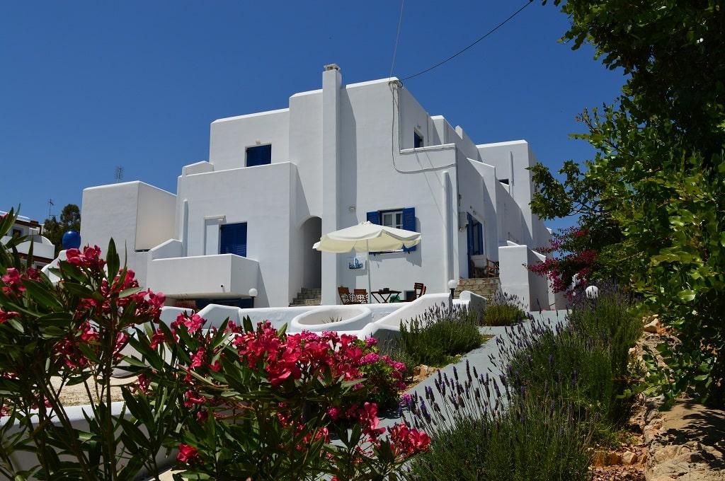 Hotel Paros Island Greece