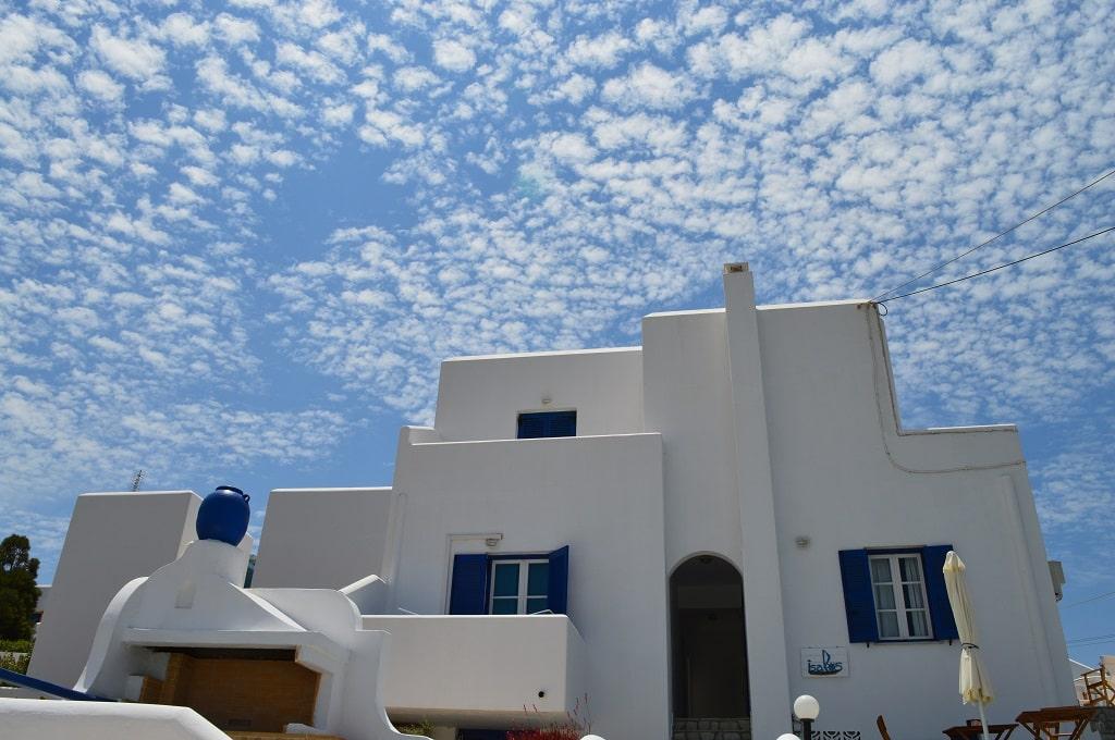 Isalos hotel Paros